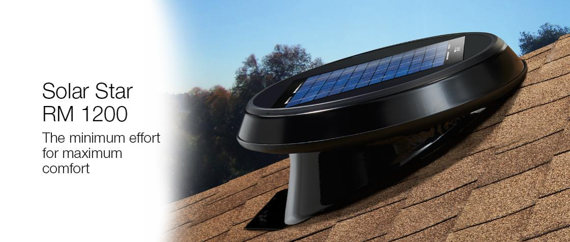 The Solar-Powered Attic Fan That Pays For Itself